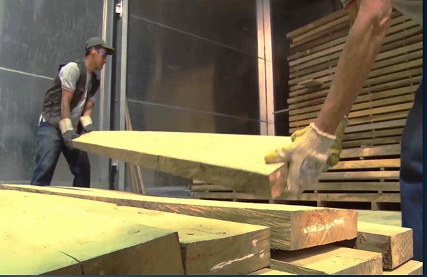 secado de madera en horno presupuesto peru