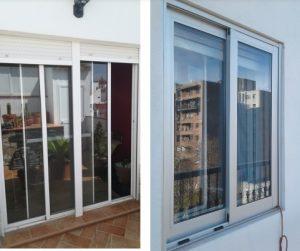 donde instalan puertas y ventanas de aluminio peru