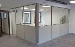 trabajos en aluminio para interiores en lima