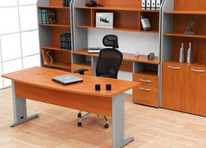 escritorio de melamina
