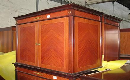 fabricante de armario de madera
