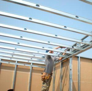 instalacion de tabiqueria para drywall en lima