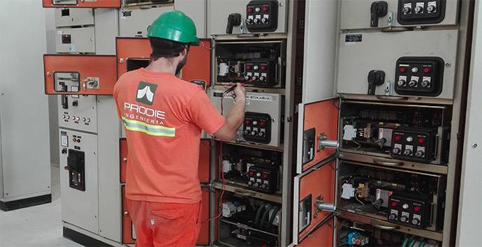 mantenimiento de sistemas electricos en peru