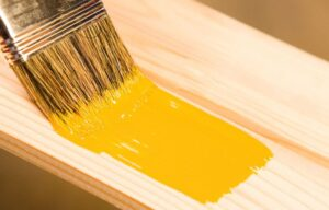 servicio de pintura de muebles de madera