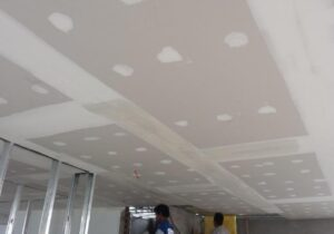 techo de drywall